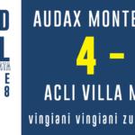Serie D – Giro di boa a punteggio pieno