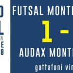 Serie D – Vittoria pesantissima a Montegranaro