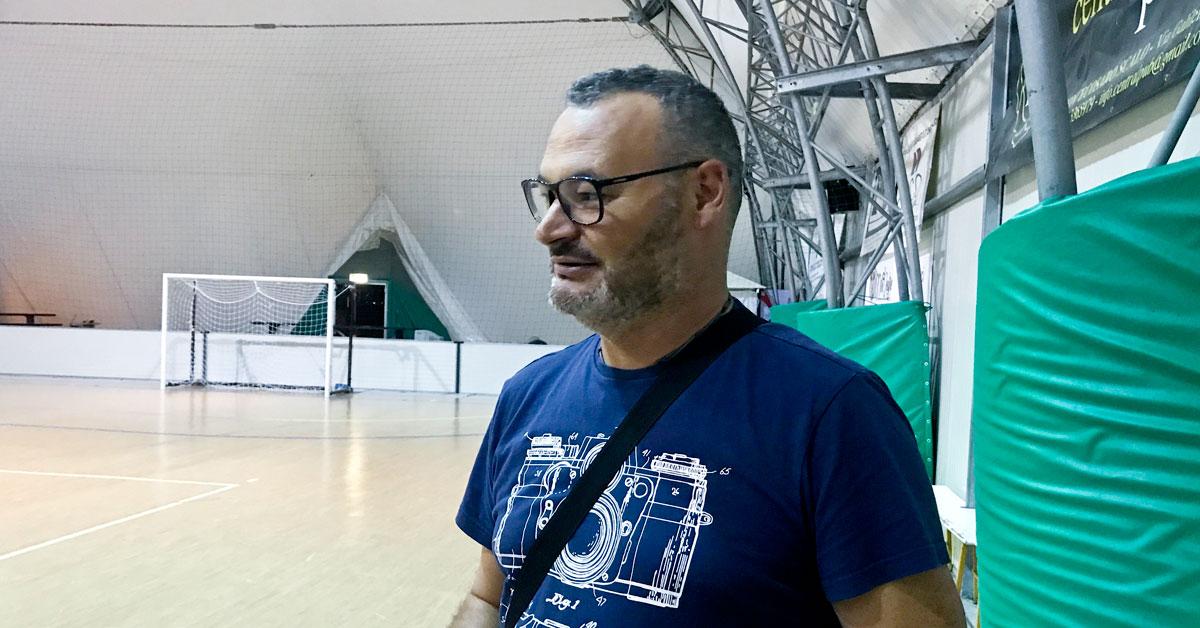 Roberto Romoli nuovo reponsabile area femminile